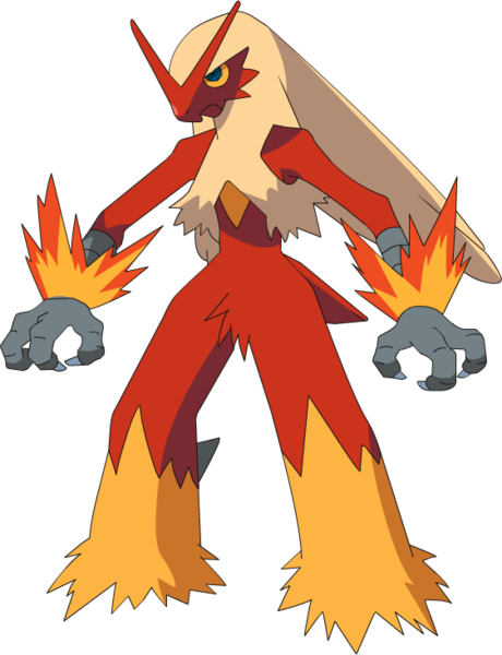 What is a good moveset for Blaziken? - PokéBase Pokémon Answers