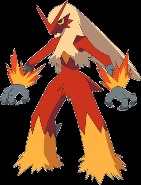 What is a good moveset for Blaziken? - PokéBase Pokémon ...